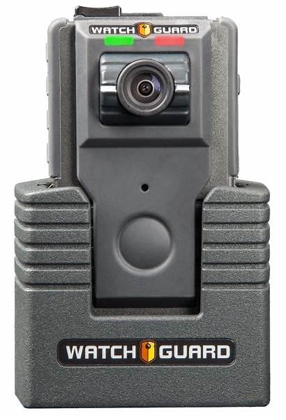 Camera Police Vista Watchguard Station Docking Cam