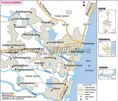 cuisine cherry puducherry district map