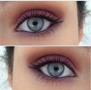 Maquillage Yeux Tuto : comment maquiller les yeux bleus le maquillage des stars make up skin makeup eye makeup ~ Nature-et-papiers.com Idées de Décoration