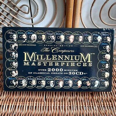 The Composers Millennium Masterpieces Special Edition 30 ...