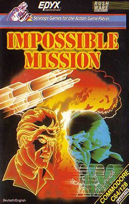 impossible mission strategywiki  video game