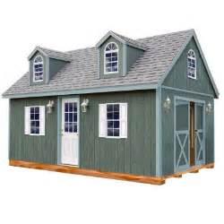 best barns arlington 12 ft x 16 ft wood storage shed kit