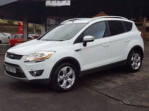 Ford Kuga 2010 : 2010 ford kuga zetec 2 0tdci recent service new mot drives faultlessly in ice white in ~ Melissatoandfro.com Idées de Décoration