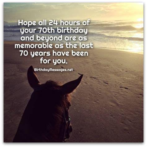 birthday quotes 70 years old