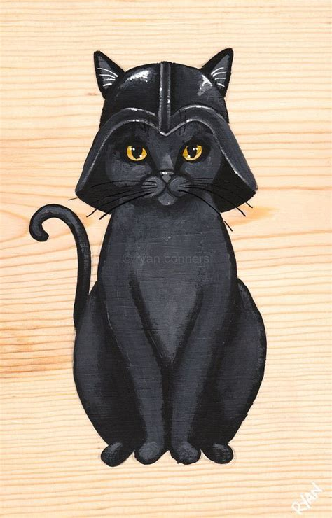 Katze Darth Vader by 23 Best Images About Darth Vader And Cats On