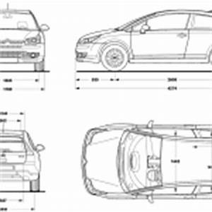 cars blueprints download free blueprint for 3d modeling With daihatsu charade de tomaso