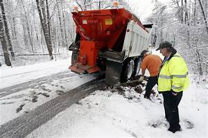 Massive Snowstorm Pounds Northeast After Wreaking Havoc In ...