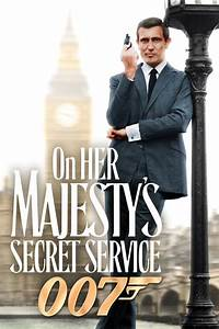 On Her Majesty's Secret Service (1969) — The Movie ...