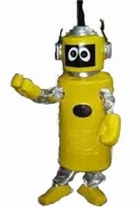 yo gabba mascot costume character rentals adult size ...