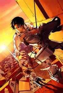 Captain Levi Attack On Titan