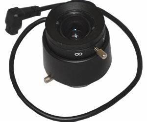 3.5-8mm Vari-focal DC Auto Iris Lens
