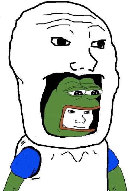 Sad Frog Meme Generator - sad frog tfw seption blank template imgflip
