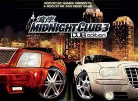 midnight club  dub edition dicas de carros