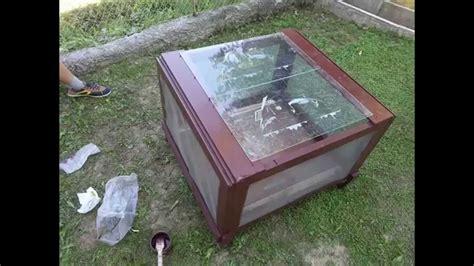 come costruire una gabbia come costruire una gabbia per tartarughe criceti