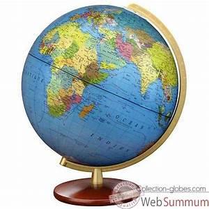 Mini Globe Terrestre : globe geographique columbus sur collection globes ~ Teatrodelosmanantiales.com Idées de Décoration
