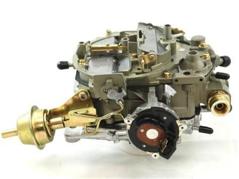Quadrajet Performance Carburetors With Electric Choke