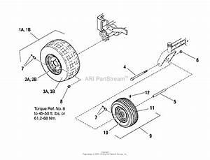 Simplicity 7800760  33 U0026quot  Mower Parts Diagram For Wheel