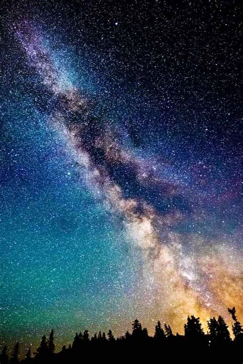 Galaxy Backgrounds For Iphone