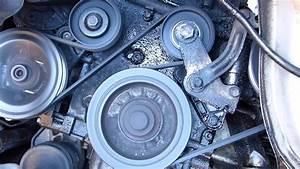 1996 Saab 9000 Engine Leak