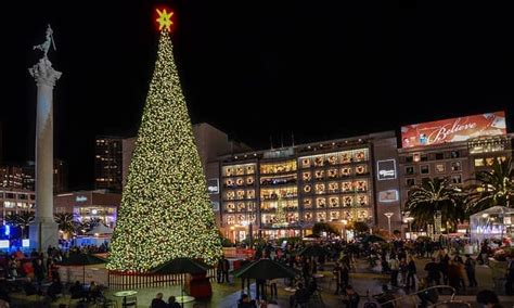 hilton san francisco union square for the holidays