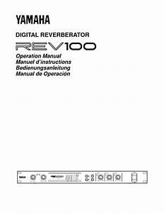 Rev100 Manuals