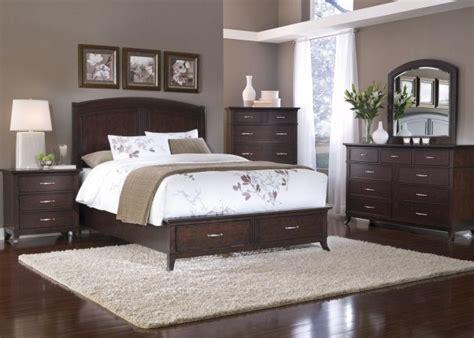 paint colors  dark wood furniture home bedroom