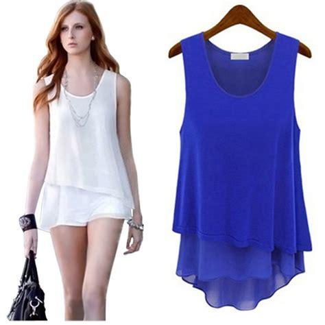 summer tops and blouses aliexpress com buy plus size s m l xl xxxl