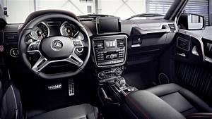 Newmotoring the mercedes g wagon options list is truly eye for Mercedes g wagon interior