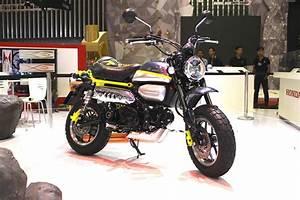 Honda Monkey 125 : honda monkey 125 concept appears in the metal mcn ~ Melissatoandfro.com Idées de Décoration