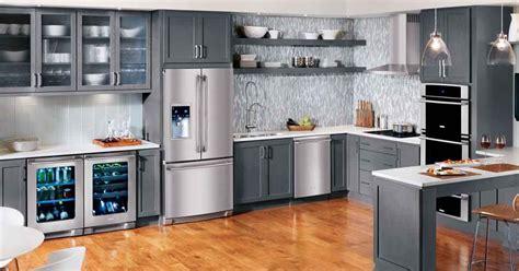 buying kitchen appliances  breaking  bank