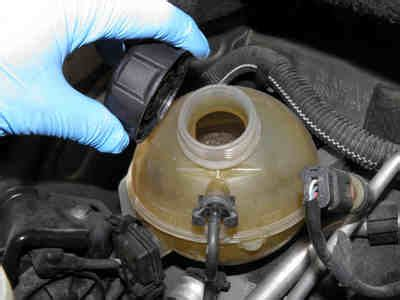 replace  thermostat   ep engine