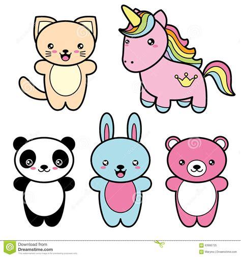hermosas imagenes de animalitos kawaii  descargar
