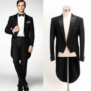 black and white gala dress attire