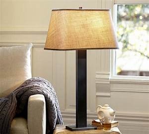 pottery barn tripod floor lamp light fixtures design ideas With wooden floor lamp pottery barn