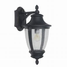 Home Decorators Collection Wilkerson 1light Black Outdoor