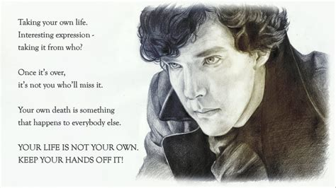 Sherlock Quotes Sherlock Most Catchy Quotes From Quot The Lying Detective