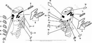 Honda Bf50 Parts Diagram  U2022 Downloaddescargar Com