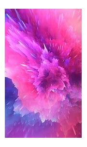 Blue And Pink Color Splash 4K HD Abstract Wallpapers | HD ...