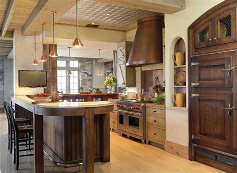 Formal Farmhouse Kitchen  International Design Awards