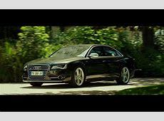 Black Audi S8 – The Transporter Refueled 2015 Movie