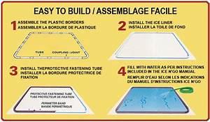 Ez Rink Installation Guide