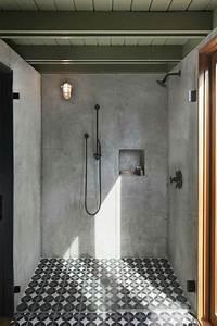 Offene Dusche Gemauert : die besten 25 offene duschen ideen auf pinterest offene b der waschtisch holz modern und ~ Markanthonyermac.com Haus und Dekorationen