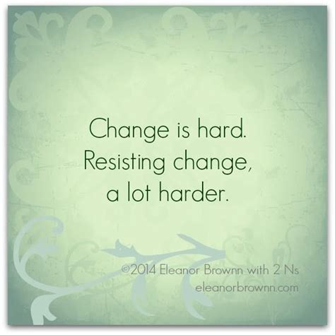 Change Management Quotes Motivational
