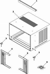 Samsung Samsung Room Air Conditioner Parts