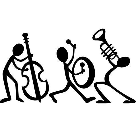 poser du carrelage mural cuisine stickers muraux musique sticker musiciens avec instruments ambiance sticker com