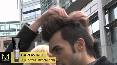 mitch  motion  mitch travels  london paul mitchell