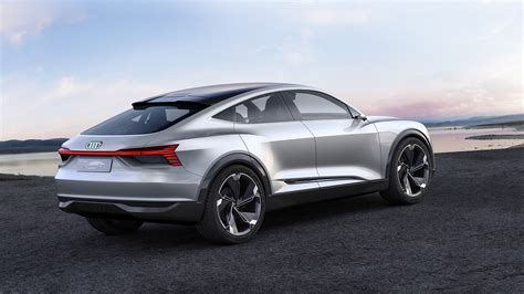 2017 audi e tron sportback concept wallpapers hd images