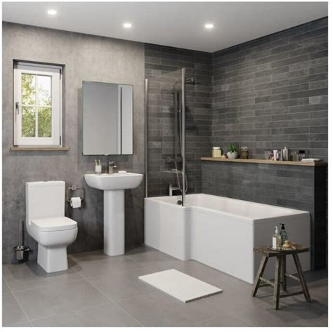Suites For Small Bathrooms by Bathroom Suites Plumbworld
