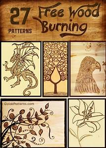 27 free wood burning patterns diy crafts on pinterest With wood carving letters beginners