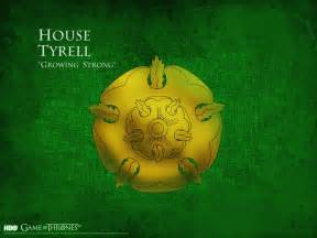 Game of Thrones House Tyrell Sigil